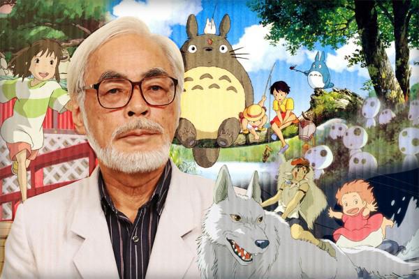 Celebrate Hayao Miyazaki's 76th Birthday With This Studio Ghibli Compilation Video