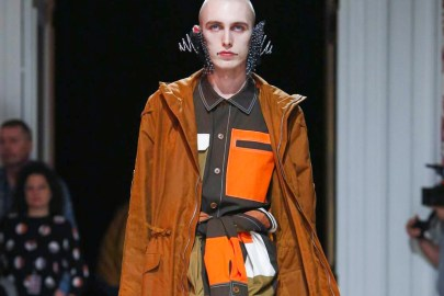 Henrik Vibskov Experiments With Texture and Structure in 2017 Fall/Winter Collection