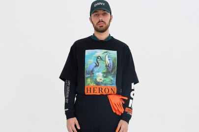 Heron Preston Makes His Ready-To-Wear Debut With 2017 Fall/Winter Collection