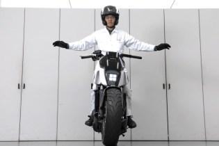 Honda Reveals the Self-Balancing, Self-Driving Motorcycle of the Future