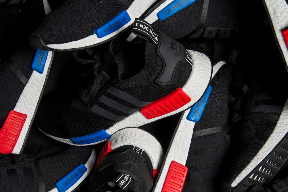 HYPEFEET OG adidas NMD Black White - 1839623