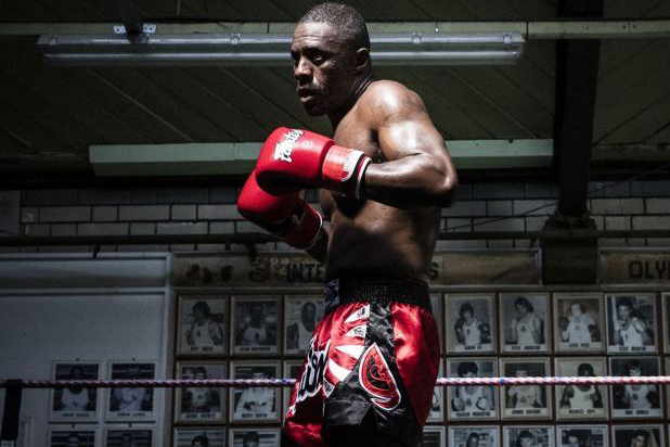 Take a Look at Idris Elba's 'Fight' Documentary on Becoming a Pro Kickboxer