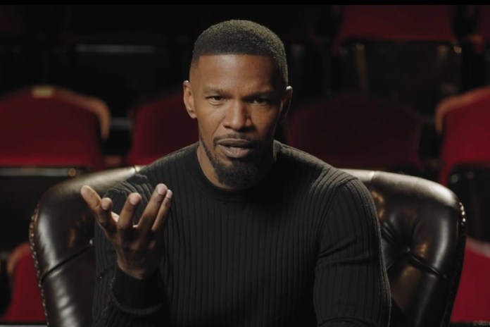 Jamie Foxx Offers up New Teaching Series 'Master Actor'