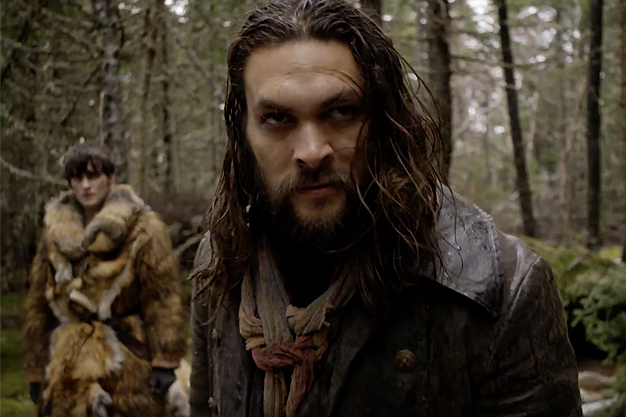 Jason Momoa Is a Badass Fur-Stealing Outlaw in Netflix's 'Frontier'