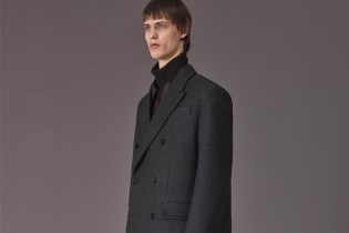 Jil Sander Men's 2017 Fall/Winter Collection Is a Lesson on Modern Tailoring