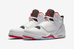 "Jordan Brand Is Set to Release A ""Fire Red"" Son of Mars"