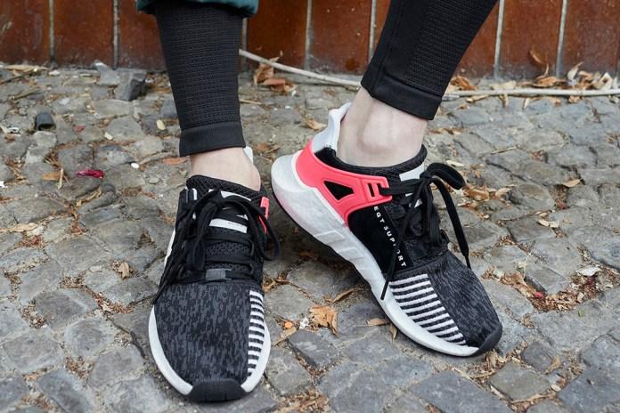 Juergen Teller Shoots the adidas Originals EQT Lookbook on the Streets of Berlin