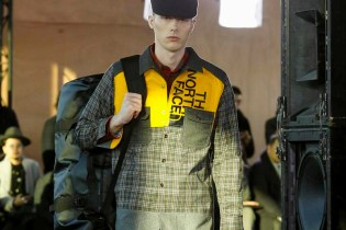 Junya Watanabe MAN's 2017 Fall/Winter Collection Is a Series of Patchwork Brilliance