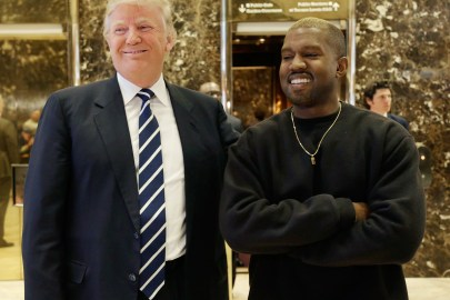 """Trump's People Never Even Asked"" Kanye to Perform at the Inauguration"