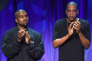 Kanye West & JAY Z Reunite at Blue Ivy's 5th Birthday Party