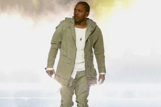Kendrick Lamar, A$AP Rocky & Travis Scott Perform at 2017 Rolling Loud Festival
