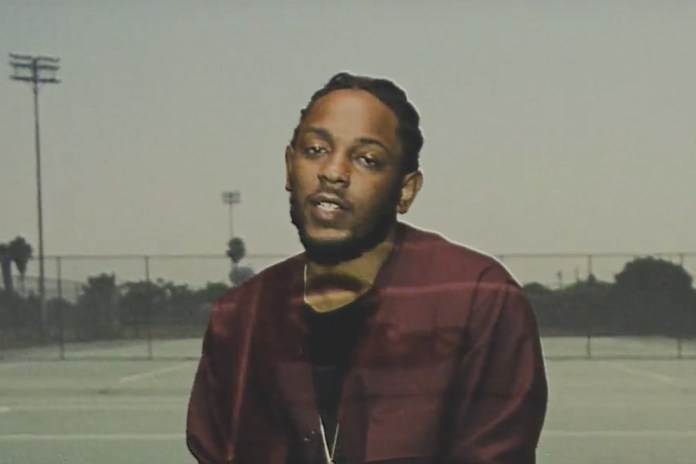 Kendrick Lamar Stars in a Video Series for Reebok Classic's New Club C Campaign