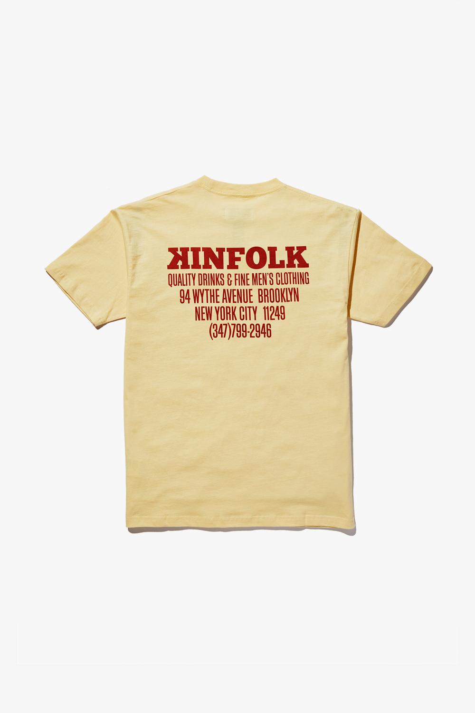 Kinfolk 2017 Spring Summer Collection