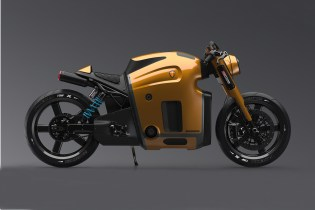 Artist Maksim Burov Designs a Koenigsegg Motorcycle Concept