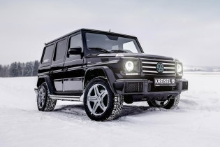 Kreisel Unveils an All-Electric Mercedes-Benz G-Class