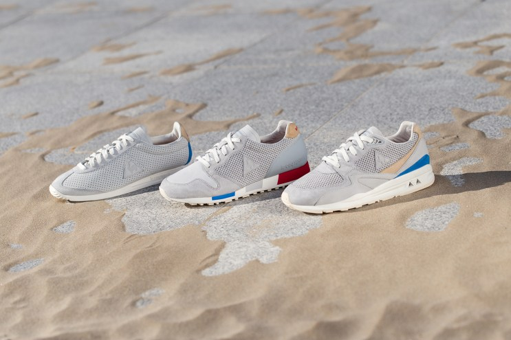 Le Coq Sportif Celebrates Its French Heritage by Releasing the Premium BBR Pack