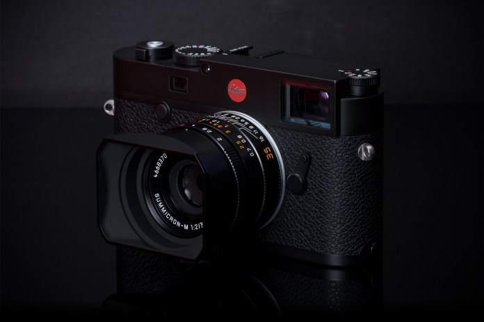 Leica Reveals M10, Rededicating the M Series Just for Photography