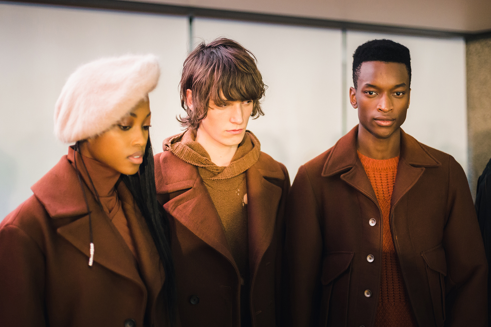 Mihara Yasuhiro London Fashion Week Men's 2017 Fall/Winter