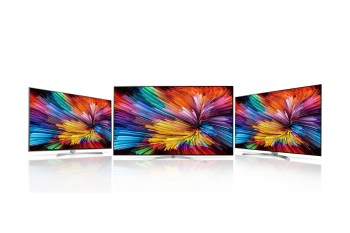 LG's New TVs Will All Feature Futuristic Nano Cell Technology