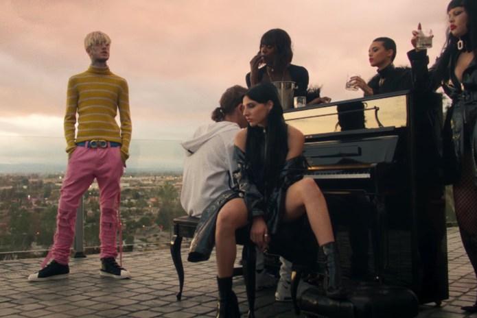 "Lil Peep Shares ""Girls"" Music Video"