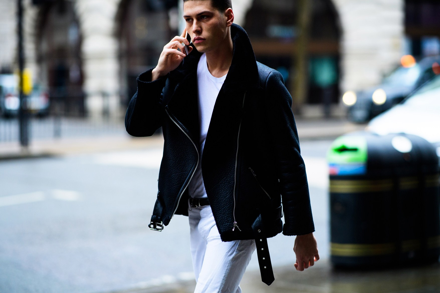 Top 4 Streetstyles From London Fashion Week Men S Awomkenneth