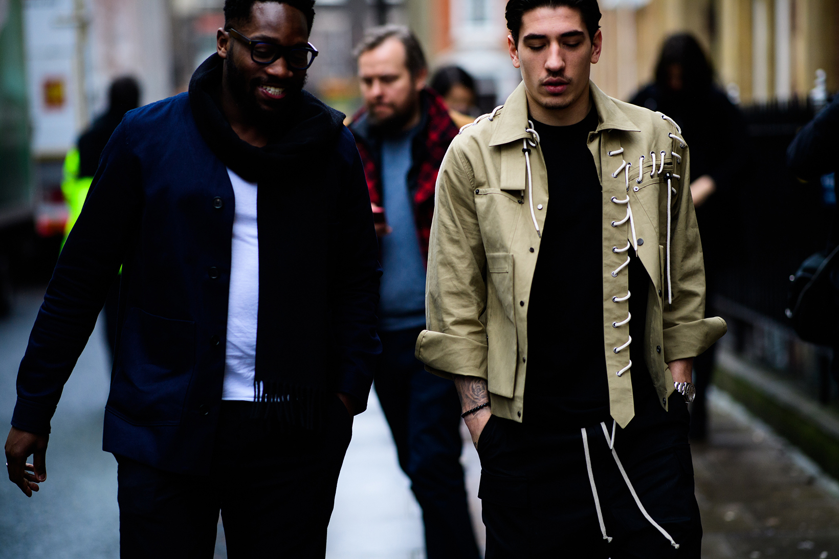 London Fashion Week Men 39 S Day 3 Streetsnaps Hypebeast