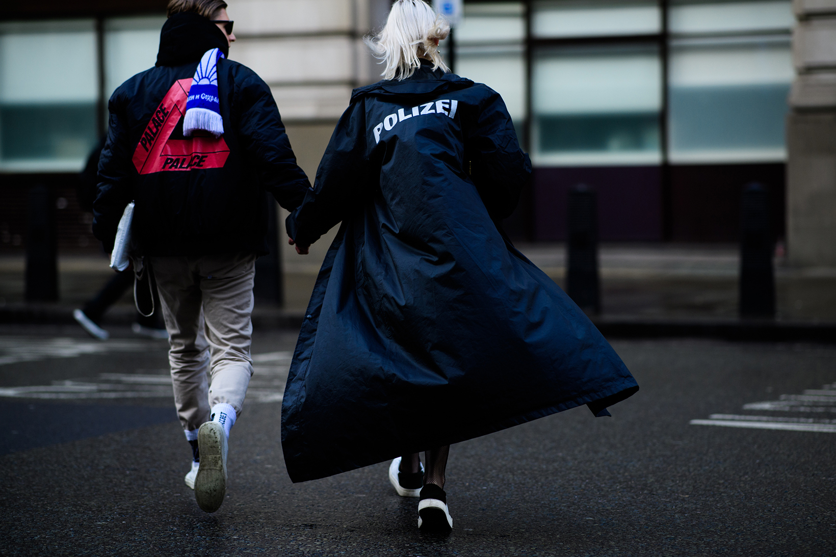London Fashion Week 2017 Fall Winter Men's Day 4 - 1842486