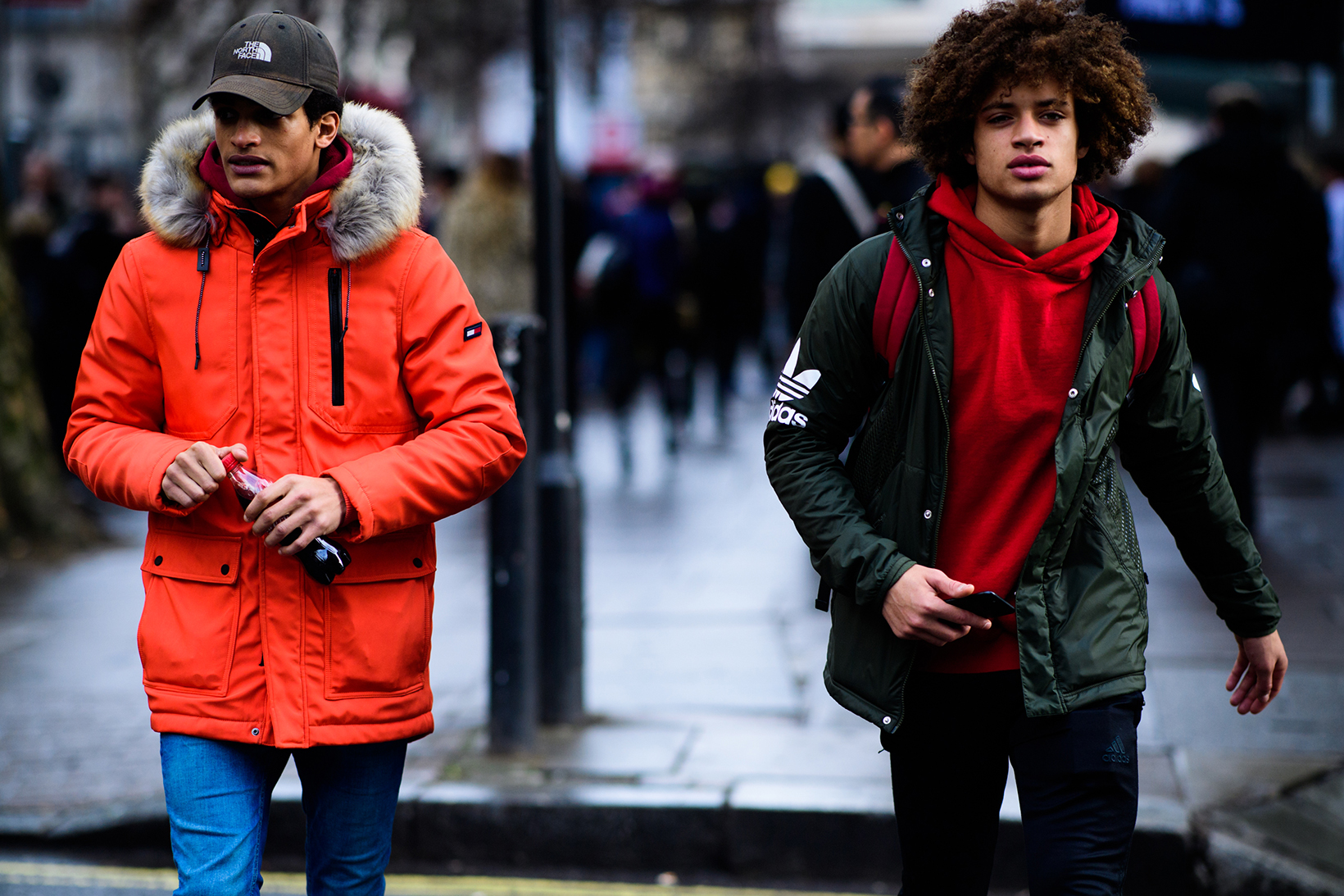 London Fashion Week 2017 Fall Winter Men's Day 4 - 1842493