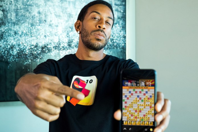 Ludacris Gets Into the Mobile Game Market With 'Slang N' Friendz'