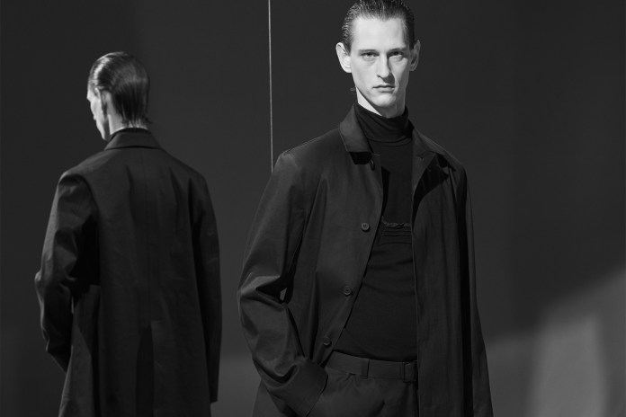 Kiko Kostadinov Presents His Mackintosh 0001 Collection