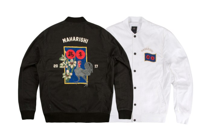 maharishi Celebrates the Year of the Rooster
