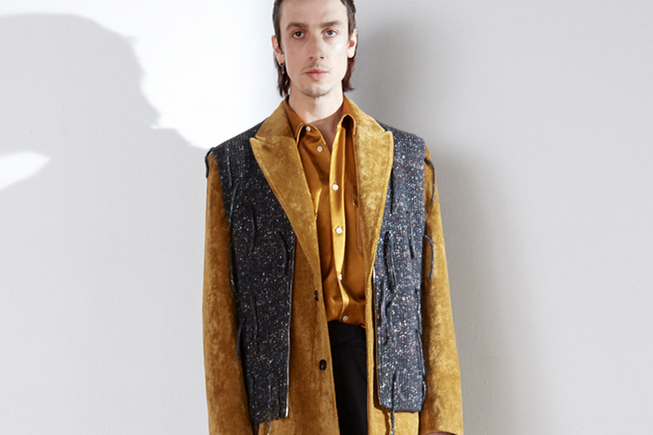 Maison Margiela Showcases Bold Elegance in Its 2017 Fall/Winter Menswear Collection