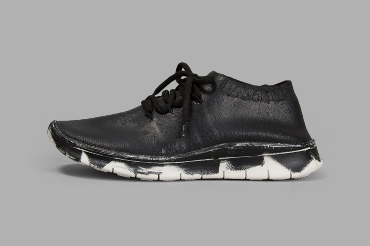 Maison Margiela's Latest Luxury Silhouette Is Inspired by Running Sneakers