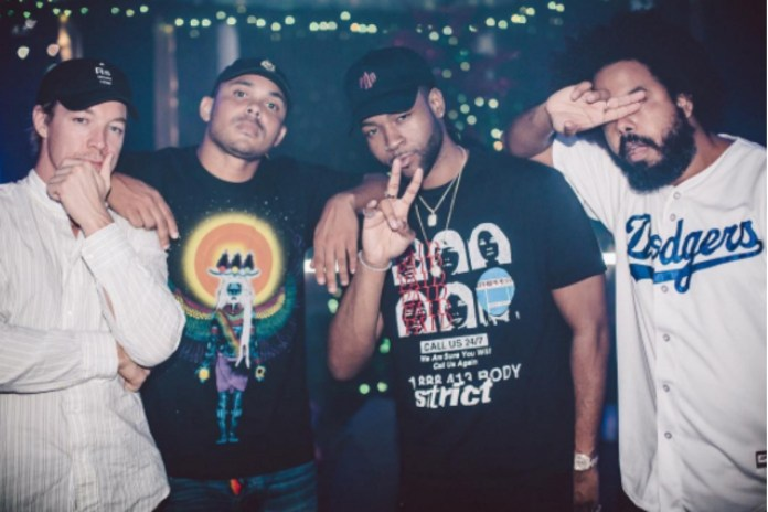 "PARTYNEXTDOOR & Nicki Minaj Join Major Lazer On ""Run Up"""