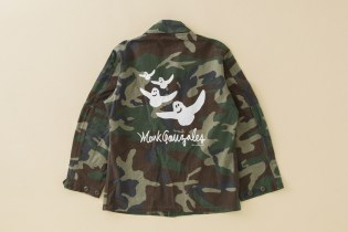 """Mark Gonzales's Latest Limited Edition Capsule Features His Iconic """"Angel"""" Character"""