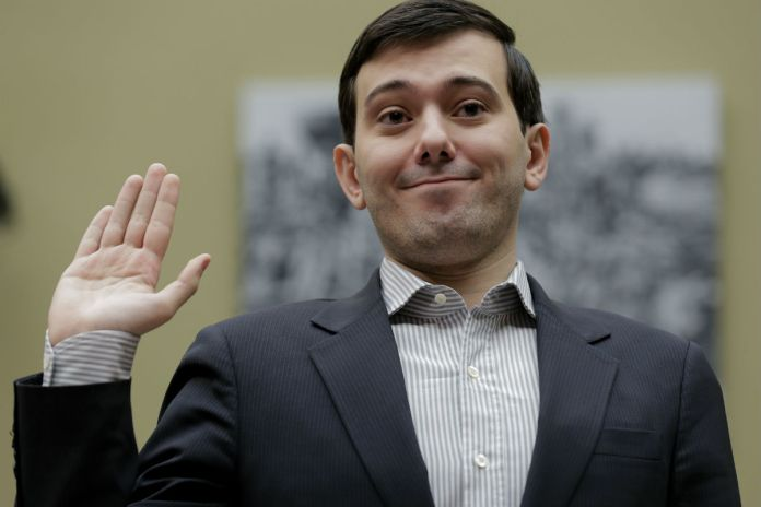 "Hip-Hop ""Pharma-Villain"" Martin Shkreli Has Been Banned From Twitter"