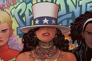 "Marvel Unveils Comic Book Cover Inspired by Beyoncé's ""Formation"""