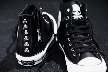A Full Look at the Mastermind JAPAN x Converse Japan All Star Collaboration
