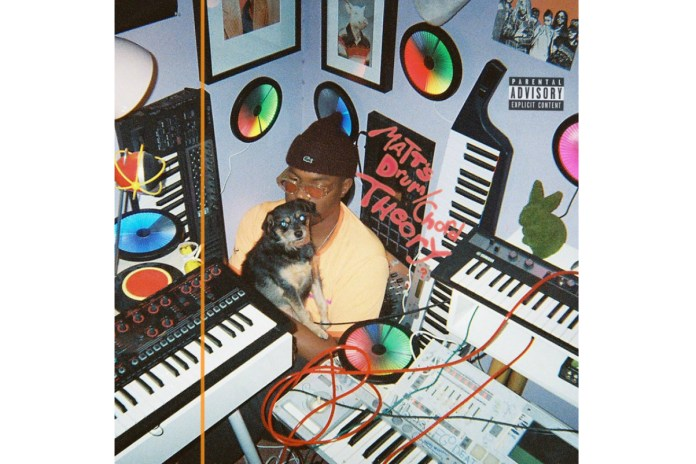 "The Internet's Matt Martians Releases New Single ""Diamond In Da Ruff"""