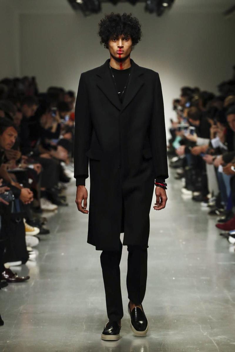 Matthew Miller 2017 Fall/Winter Collection Runway London Fashion Week Men's - 1839926