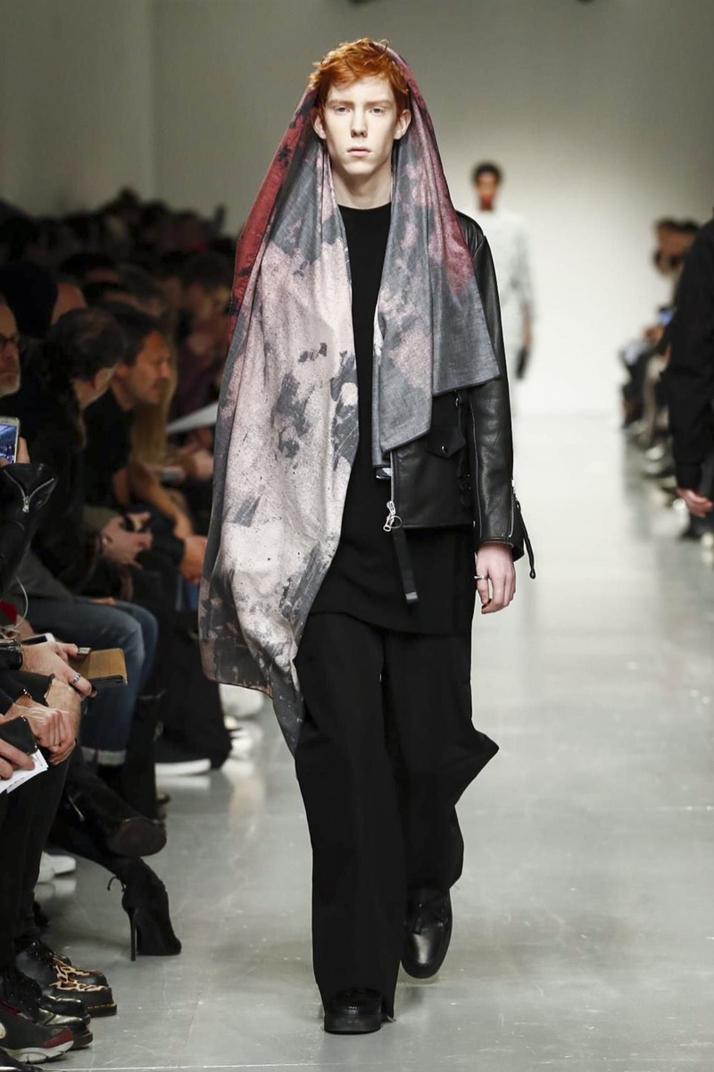 Matthew Miller 2017 Fall/Winter Collection Runway London Fashion Week Men's - 1839935