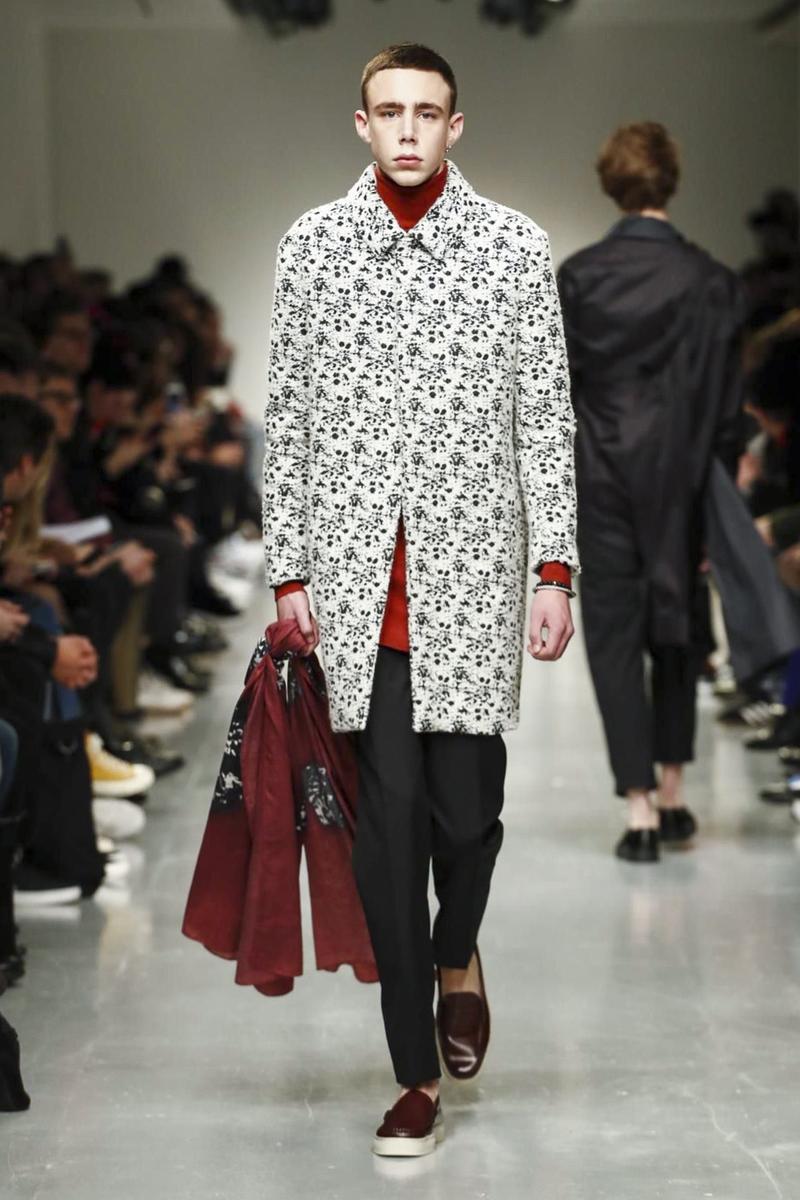 Matthew Miller 2017 Fall/Winter Collection Runway London Fashion Week Men's - 1839937