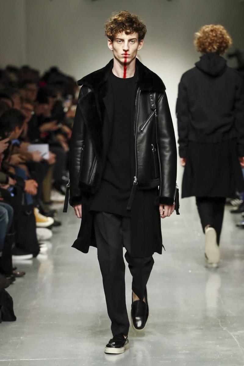 Matthew Miller 2017 Fall/Winter Collection Runway London Fashion Week Men's - 1839940