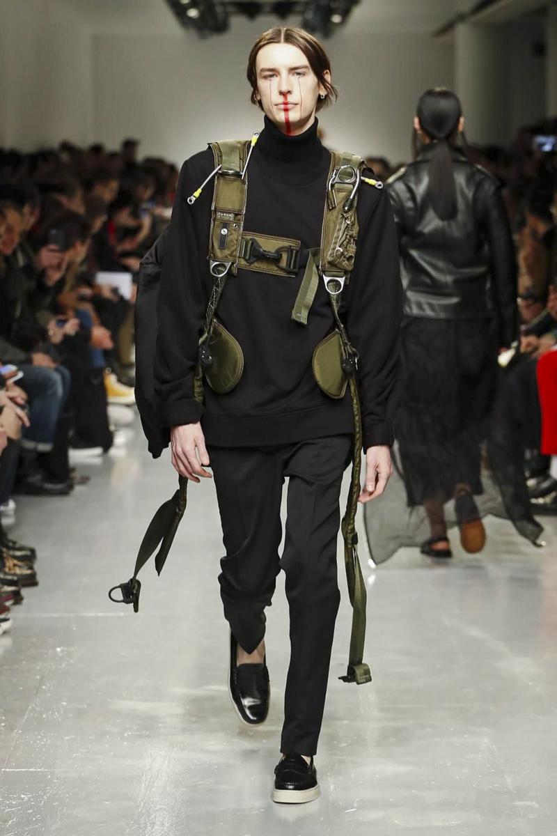 Matthew Miller 2017 Fall/Winter Collection Runway London Fashion Week Men's - 1839941