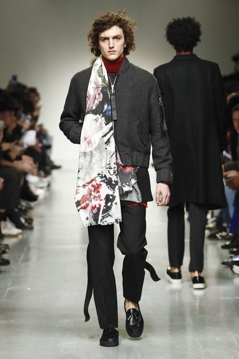 Matthew Miller 2017 Fall/Winter Collection Runway London Fashion Week Men's - 1839927