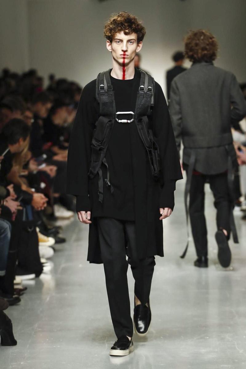 Matthew Miller 2017 Fall/Winter Collection Runway London Fashion Week Men's - 1839928