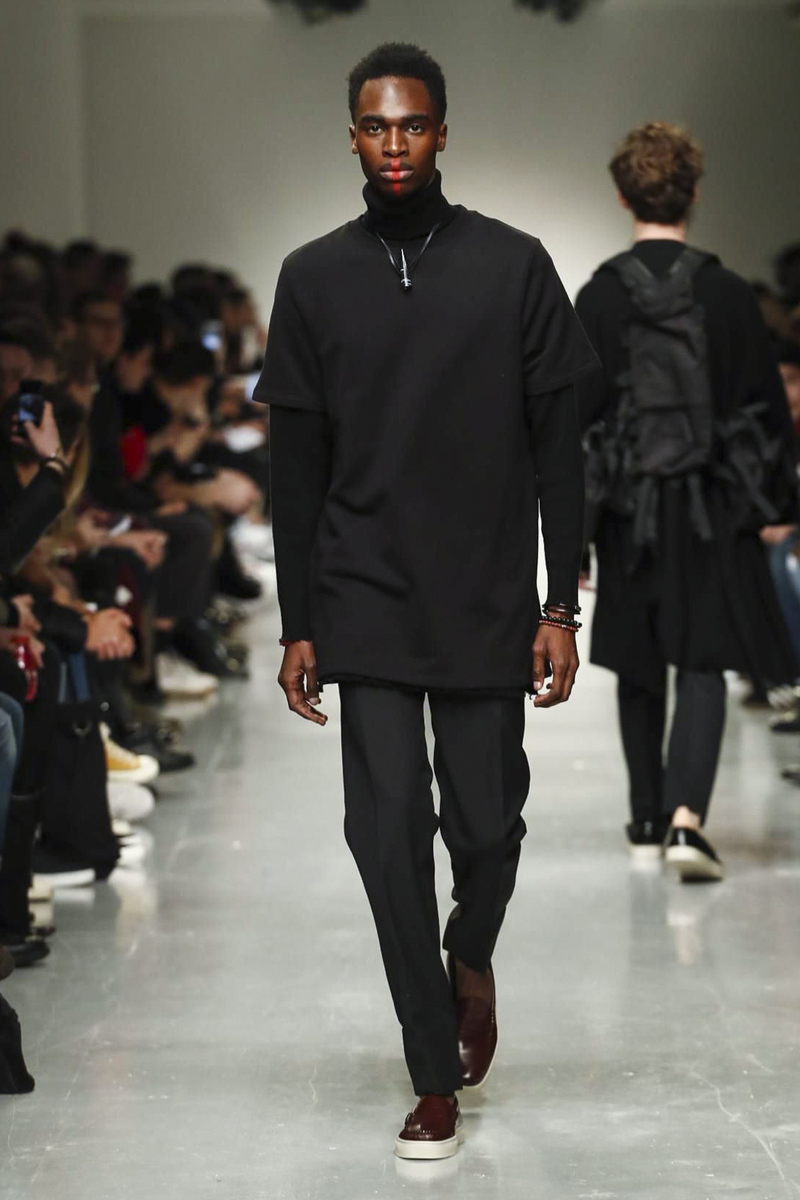 Matthew Miller 2017 Fall/Winter Collection Runway London Fashion Week Men's - 1839929