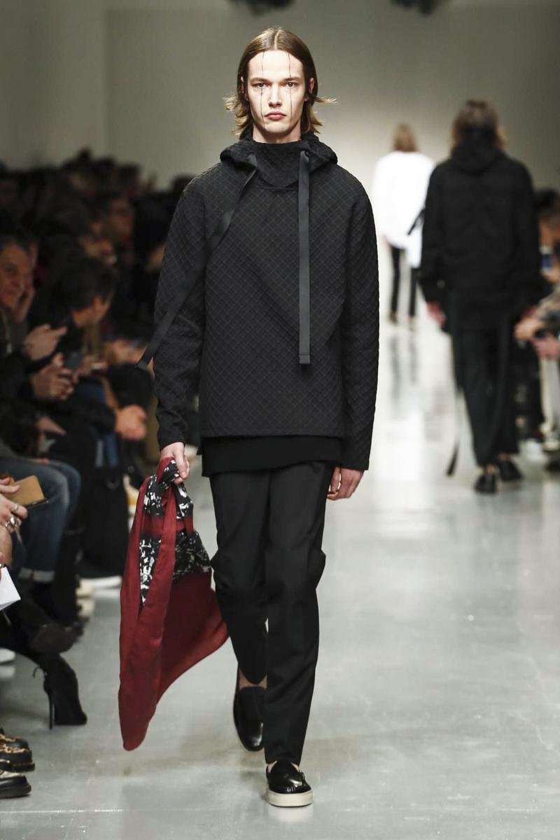 Matthew Miller 2017 Fall/Winter Collection Runway London Fashion Week Men's - 1839932