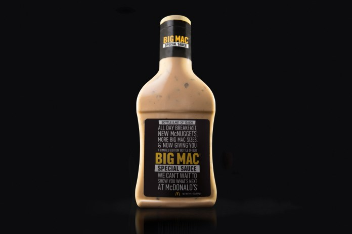 McDonald's Is Celebrating the Mac Jr. & Grand Mac Launches With a Sauce Giveaway