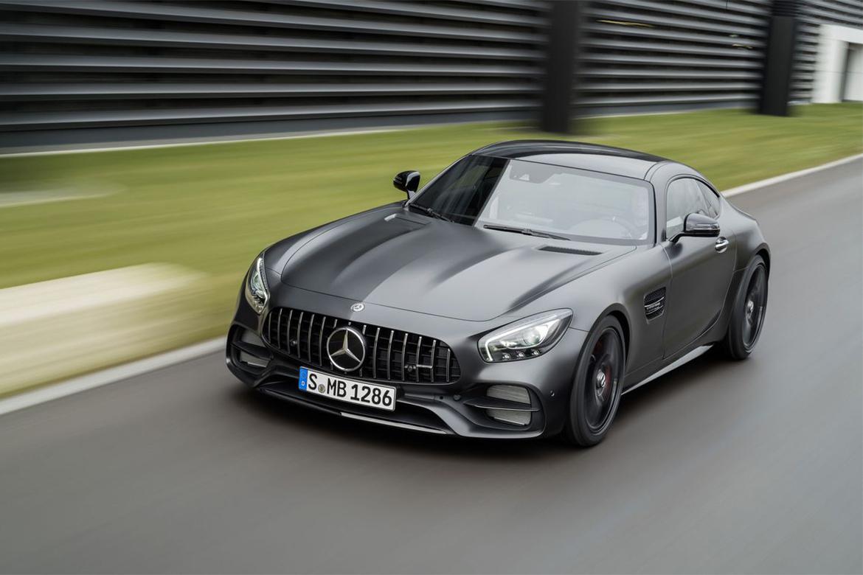 Mercedes AMG GT C Edition 50